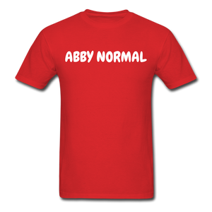 Adult T-Shirt - red
