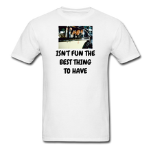 Load image into Gallery viewer, Adult T-Shirt - white