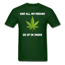 Load image into Gallery viewer, Adult T-Shirt - forest green