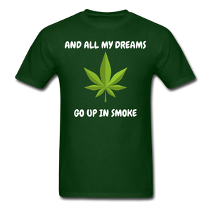 Adult T-Shirt - forest green