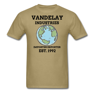 Adult T-Shirt - khaki