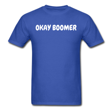 Load image into Gallery viewer, Adult T-Shirt - royal blue