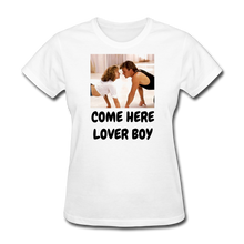 Load image into Gallery viewer, Ladies T-Shirt - white