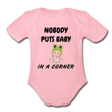 Load image into Gallery viewer, Baby Onesie - light pink