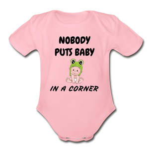 Baby Onesie - light pink
