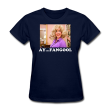 Load image into Gallery viewer, Ladies T-Shirt - navy