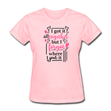 Load image into Gallery viewer, Ladies T-Shirt - pink