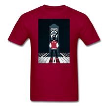Load image into Gallery viewer, Men's T-Shirt - dark red