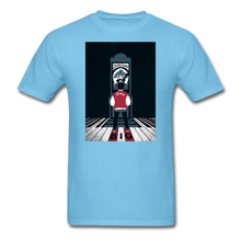Load image into Gallery viewer, Men's T-Shirt - aquatic blue