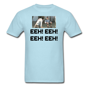 Adult T-Shirt - powder blue