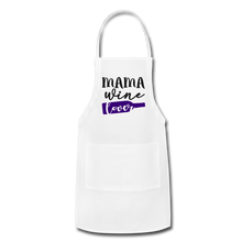Load image into Gallery viewer, Adjustable Apron - white