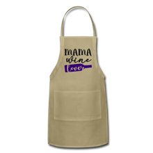 Load image into Gallery viewer, Adjustable Apron - khaki