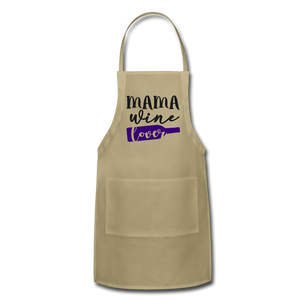 Adjustable Apron - khaki