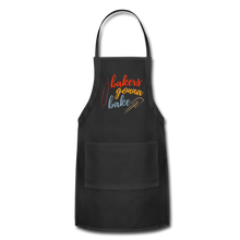 Load image into Gallery viewer, Adjustable Apron - black