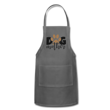 Load image into Gallery viewer, Adjustable Apron - charcoal