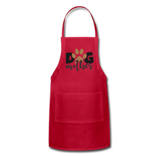 Load image into Gallery viewer, Adjustable Apron - red