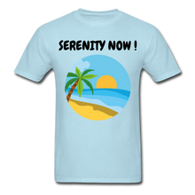 Load image into Gallery viewer, Adult T-Shirt - powder blue