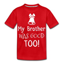 Load image into Gallery viewer, Kids' Premium T-Shirt - red