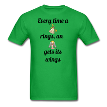 Load image into Gallery viewer, Holiday Unisex Classic T-Shirt - bright green