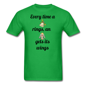 Holiday Unisex Classic T-Shirt - bright green