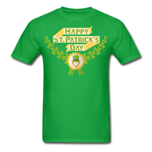 Load image into Gallery viewer, St. Patrick's Day T-Shirt - bright green