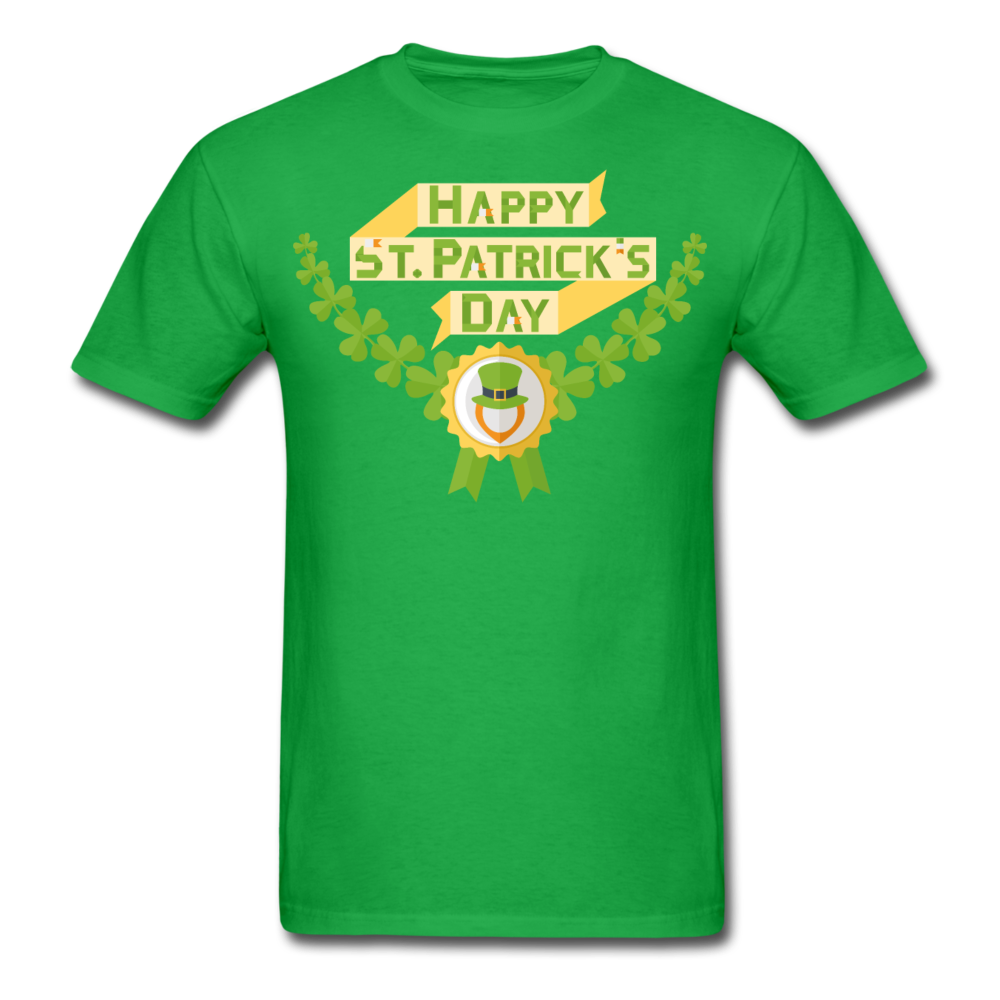 St. Patrick's Day T-Shirt - bright green