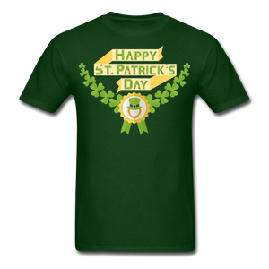 St. Patrick's Day T-Shirt - forest green