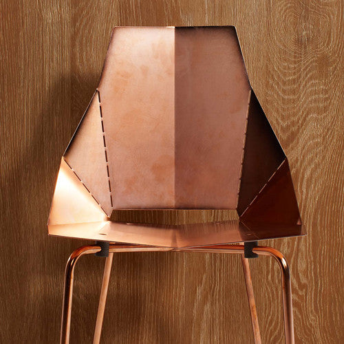 Copper Real Good Counter Stool