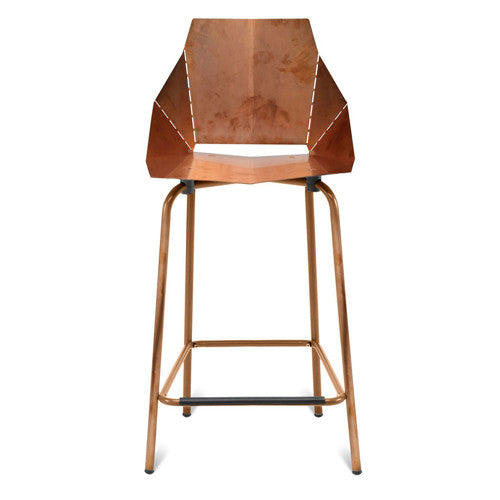 Copper Real Good Counter Stool Urban Mode