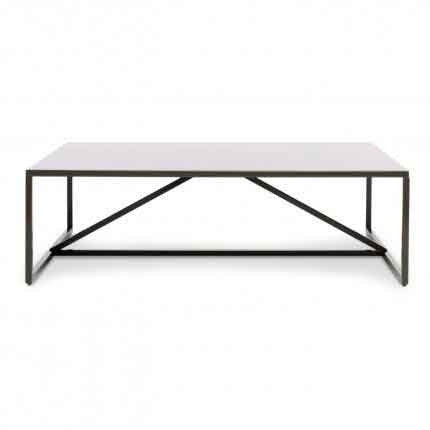 Strut Square Coffee Table