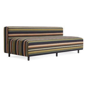 "9 Yard Outdoor 72"" Armless Sofa"
