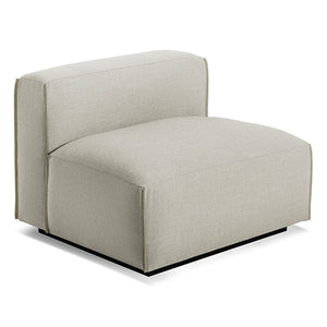Cleon Armless Lounge Chair
