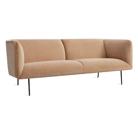 "Dandy 96"" Velvet Sofa"