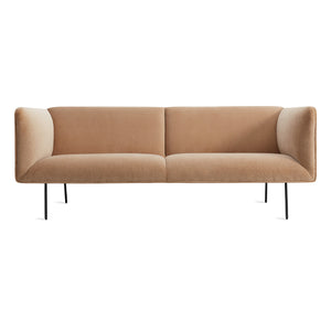 "Dandy 86"" Velvet Sofa"
