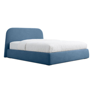 Lid Double Storage Bed