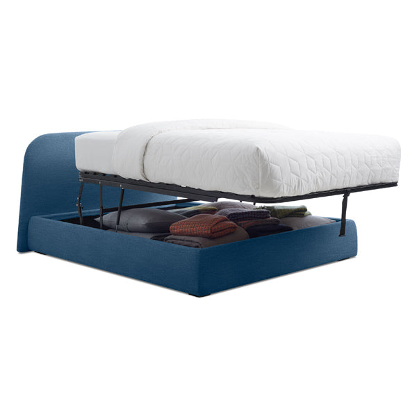 Lid Queen Storage Bed