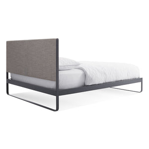 Me Time Upholstered Double Bed