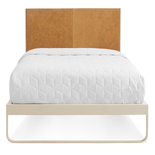 Me Time Leather Twin Bed