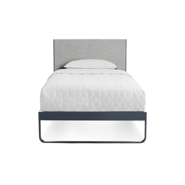 Me Time Upholstered Twin Bed
