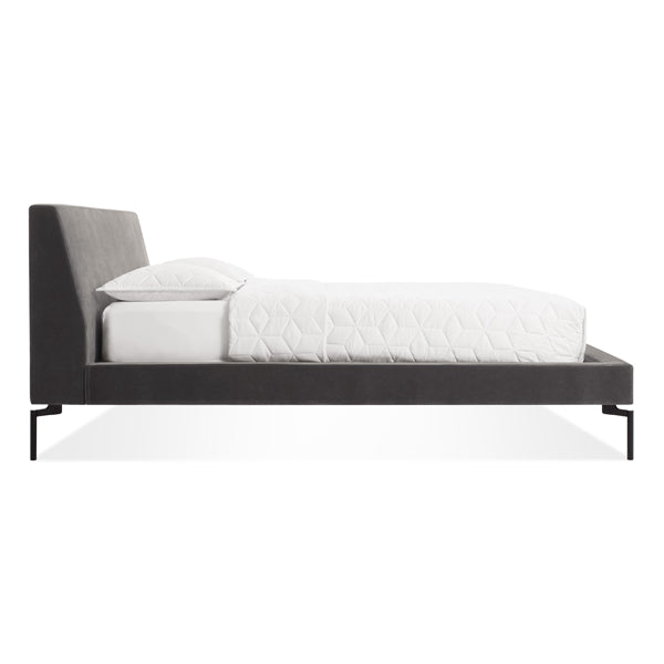 New Standard Velvet Queen Bed
