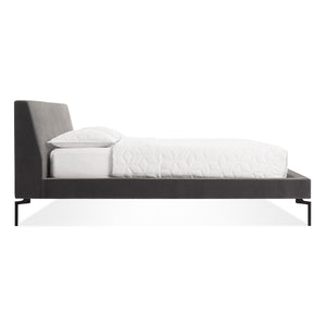 New Standard Velvet Double Bed