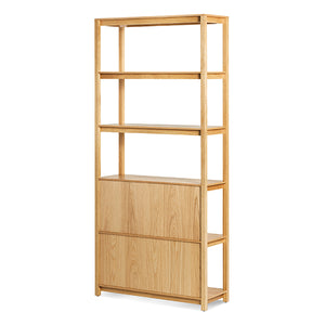 Open Plan Tall Bookcase