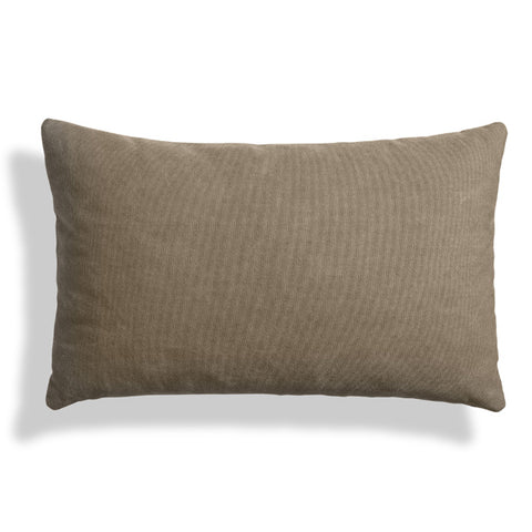 "Signal Canvas 20"" x 13"" Lumbar Pillow"