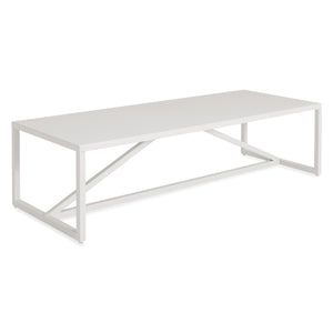 Strut Outdoor Rectangle Coffee Table
