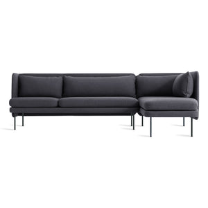 Bloke Sofa with Right Arm Chaise