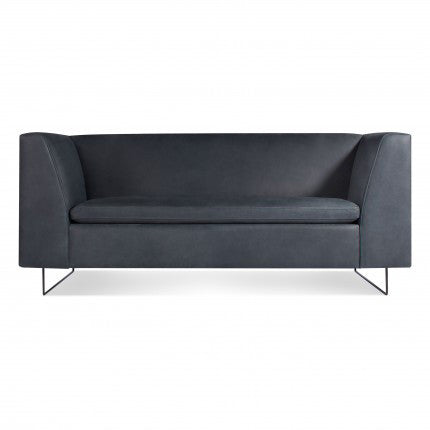 "Bonnie 72"" Leather Sofa"