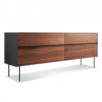 Clad 4 Drawer Dresser - New Colour!