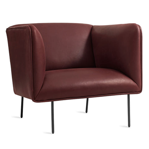 Dandy Leather Lounge Chair