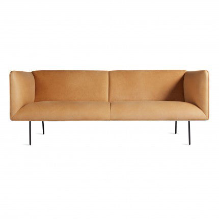 "Dandy 86"" Leather Sofa - New Colours!"