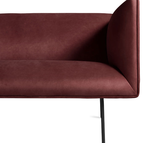 "Dandy 96"" Leather Sofa - New Colours!"